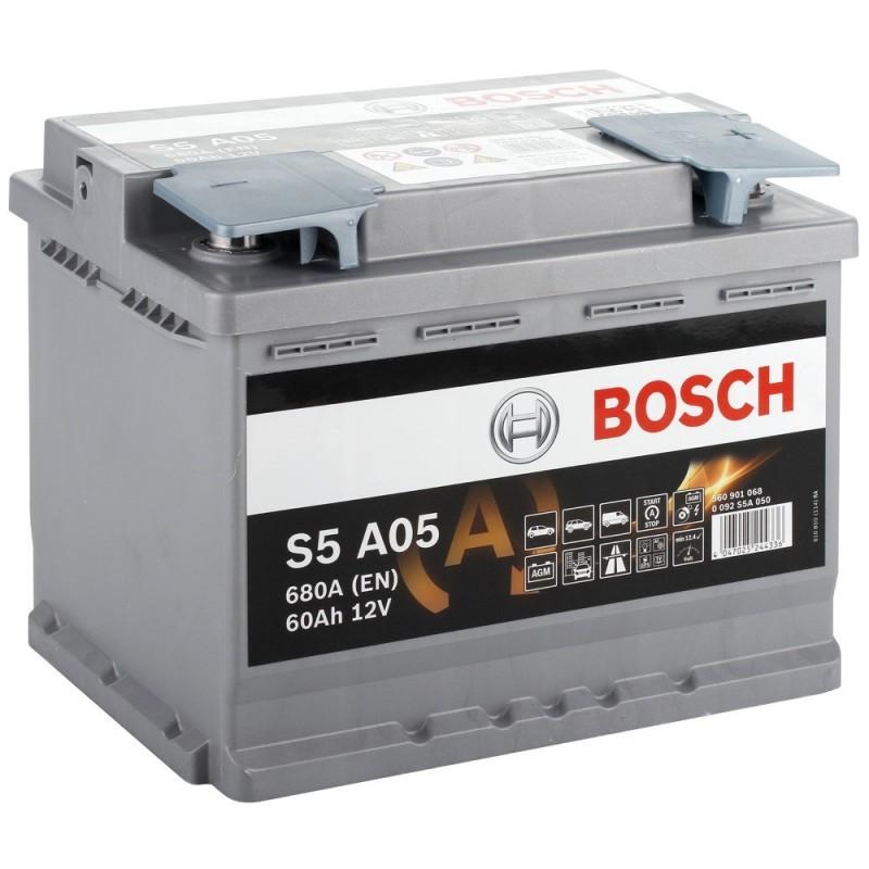 Acumulator Bosch AGM 60AH