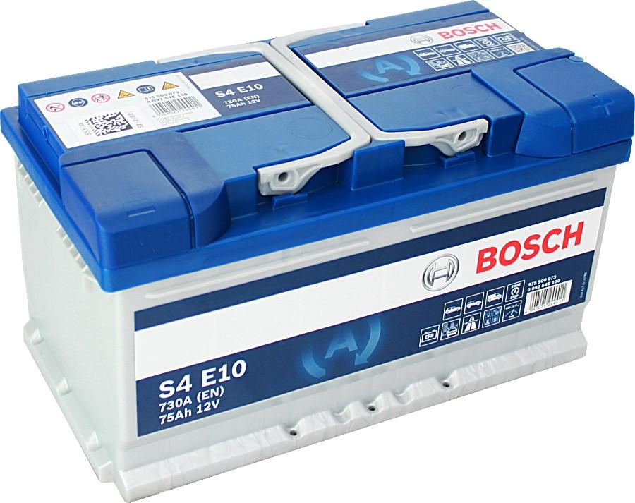 Acumulator Bosch S5 EFB 75AH